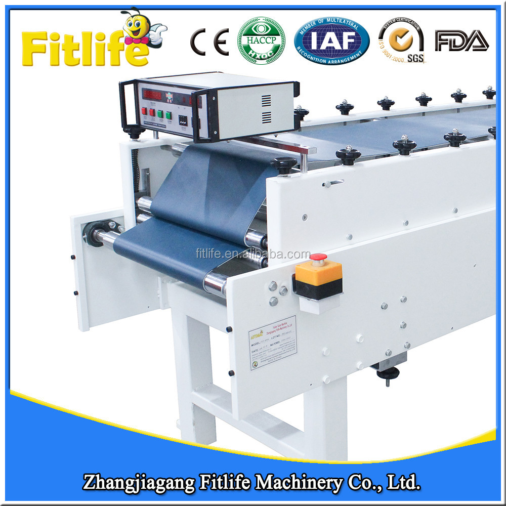 Excellent quality stylish auto carton folding gluing machine
