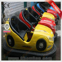 Playground game equipment electric dodgem bumper car for sale