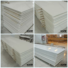 China manufacturer acrylic solid surface faux stone alabaster sheet