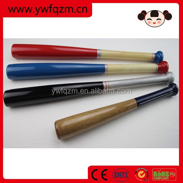 Different Style Wooden Custom Baseball Bat