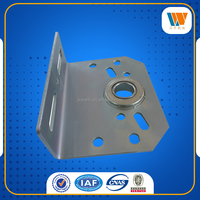 customized steel 45 degree angle bracket for mounting