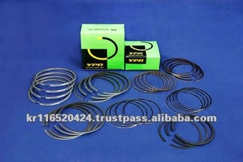 YPR PISTON, PISTON RING, LINER FOR KOREAN CAR