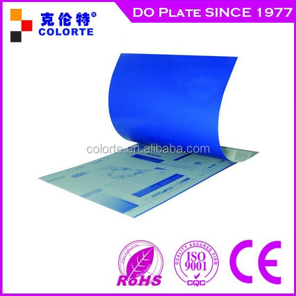 Digital Printing application kodak thermal ctp plate original factory price and quality