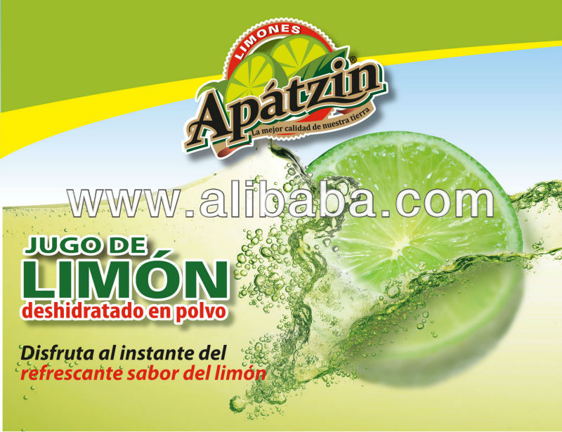 APATZIN MEXICAN KEY LIME JUICE DEHYDRATED