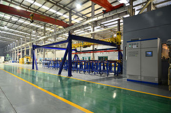 mineral wool sandwich panel continuous production line