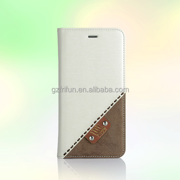 Fashion hot selling cell phone leather case,good price for iphone