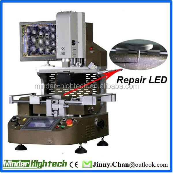 Factory Price Automatic Optical BGA and LED Rework Station R720
