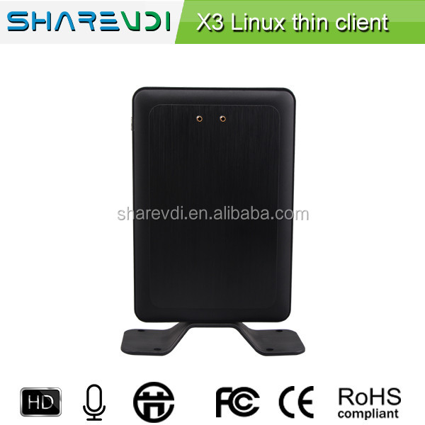 Dual core thin client s100 RDP terminal server 1G RAM 4G flash fast and stable