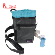 2017 Pet Products Waterproof Dog Treat Training Bag Outdoor Pet Travel Pouch for Treat and Toys