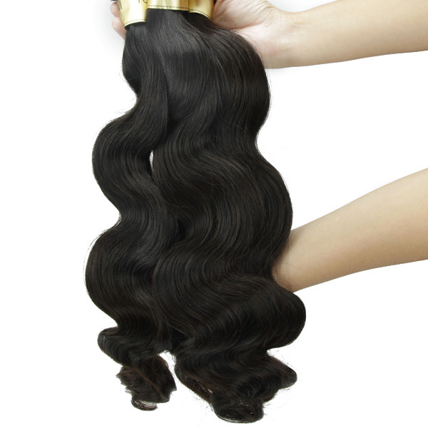 JP Hair natural raw indian wavy hair wholesale unprocessed indian virgin hair