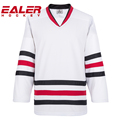 100% polyester quick dry fabric tackle twill hockey jerseys wholesale blank jerseys