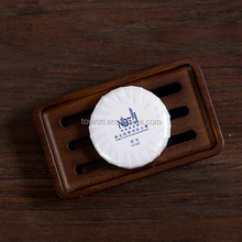 Wholesale Comfortable Round White Massage Spa Soap For Hotel Cheap Transparent Soap Packing