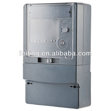 Three Phase Electric Meter Enclosure with Polycarbonate meter box