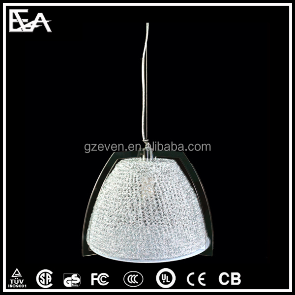 Modern brief drum shape black/white dining room pendent lamp bar decoration iron E27 light fixture
