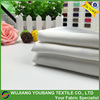 High quality smooth soft polyester shiny white american flag fabric