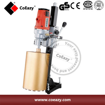 200mm Adjustable Stand Concrete Core Drill