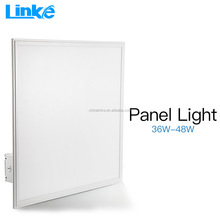 5 years warranty 130lm/w with UL & DLC certificates ultra slim square 40w led panel light