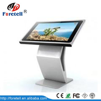Big size 32 inch touch screen advertising machine/advertising display screen