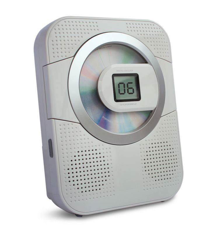 BC-700DA Hot sale Shower radio DAB/FM mini radio waterproof radio with CD player