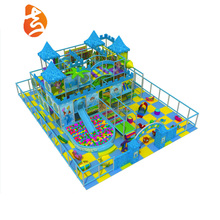 indoor Playground Equipments kids Indoor Soft Play area For Games