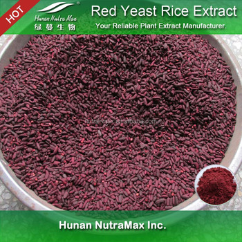 Red Rice Yeast Extract , Red Yeast Rice Extract , Red Kojic Rice Extract