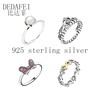 Fashion Contracted 925 Sterling Silver Jewelry