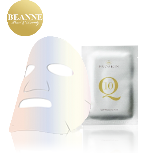 W-2M105 <strong>Q10</strong> Whitening Facial Mask