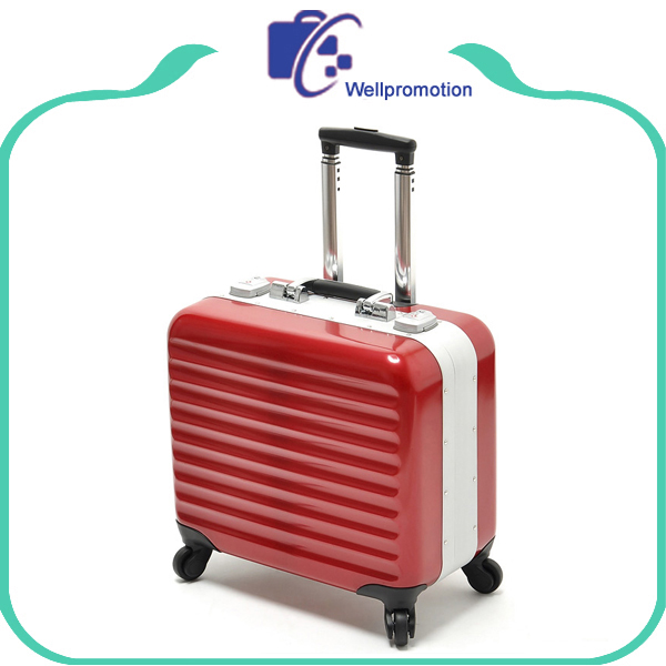 Airport sky travel small abs+pc carry-on cabin luggage