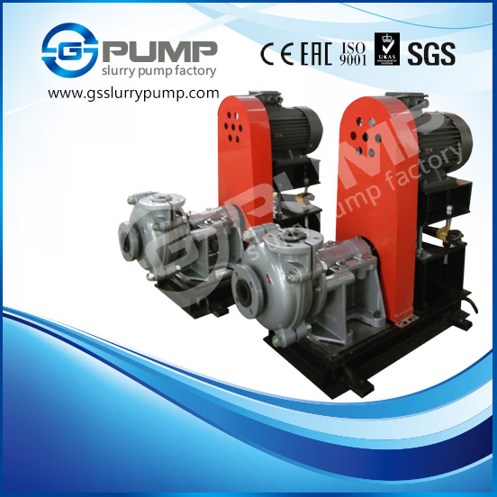 Centrifugal pump on Tugs