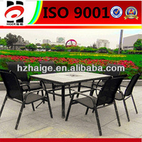 sale expensive metal commercial outdoor rattan furniture