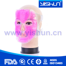 Gel cooling face mask for women beauty