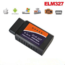 ELM327 WiFi OBD2 Interface Wireless Auto Scanner Adapter for Android IOS