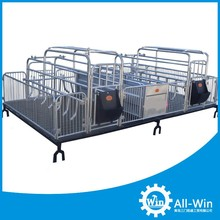 pig manitery crates pig breeding cages for pig farm