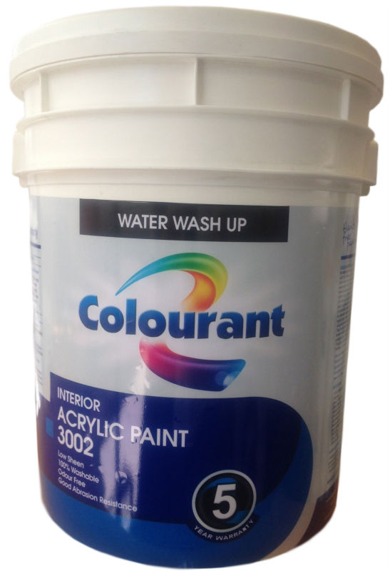 PREMIUM ACRYLIC LOW SHEEN PAINT