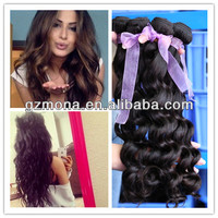 Grade AAAAAA 100 pure Brazilian virgin hair water wavy expression braiding hair