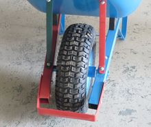 wheelbarrow motor