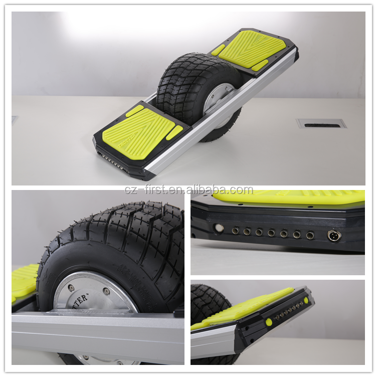 Off-Road One Wheel Electric Self Balancing Board Scooter TROTTER