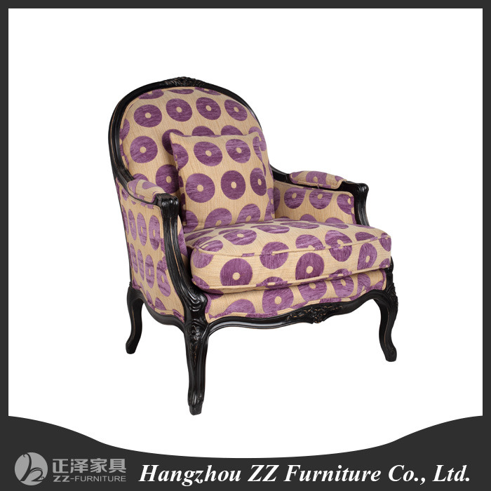 Hand carved legs italian style royal bedroom chair buy