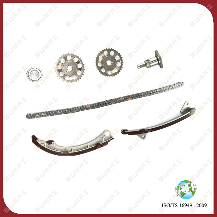 TCK1403 timing chain kit /Timing tensioner 13540-22022 for 1ZZ-FE/3ZZ-FE / 4ZZ-FE 28mm