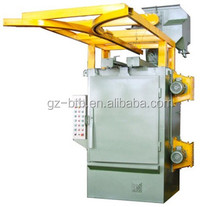 small shot blasting machine with CE certification