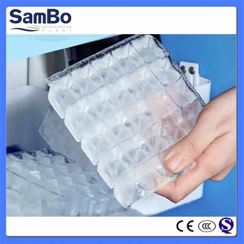 318KG/24H 700lb/d ice cube machine cuber ice for food and beverage services,drinks,clubs