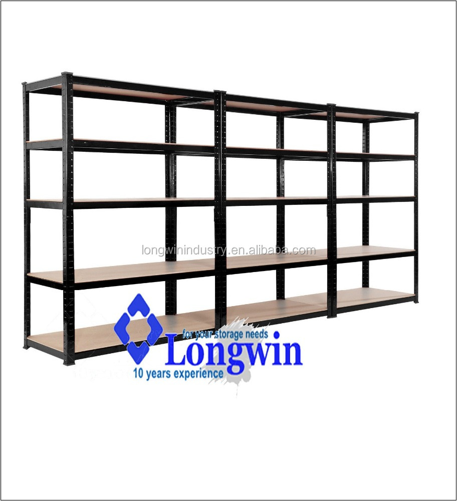 Boltless Warehouse Stockroom Storage Workshop garage shelves