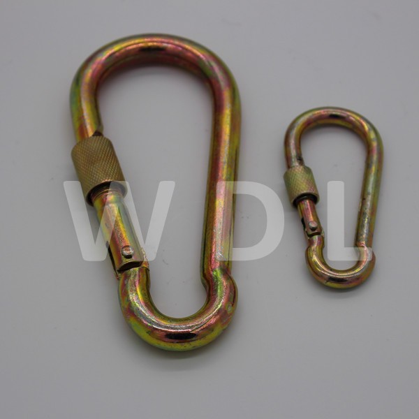 Solid Brass Swivel Snaps Hooks Supplied By Factory