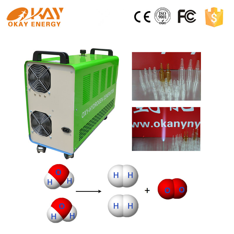 OH600 portable green energy conservation hho gas welding generator