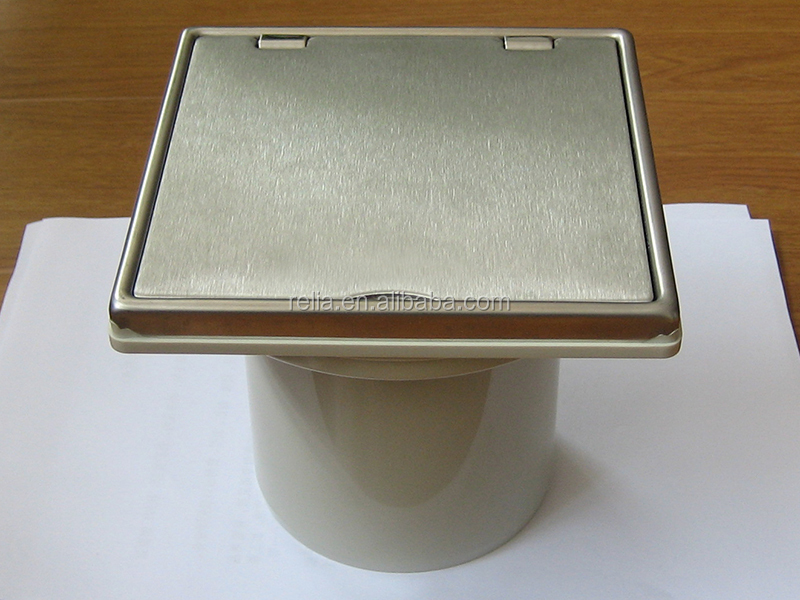 SS304 Stainless Steel Bathroom Floor Drain RLSF004S