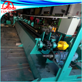 Easy to control round pipe surface peeling machine
