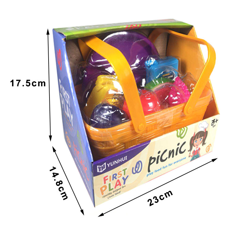 Hot sale preschool pretend play food toys kids kitchen set toy for girls
