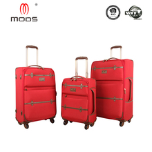 2017 fashion vintage big lots trolley luggage