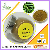 4:1 10:1 20:1 Wholesale Prices Dried Okra Extract Powder