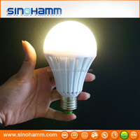 Energy Saving LED Emergency Light and Household Lighting Bulbs with Built-in Battery